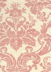 302884F-CU SEVILLA DAMASK Camel on Tint Quadrille Fabric