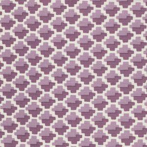 303720F-06 IL GIOCO Lavender on Light Tint Quadrille Fabric