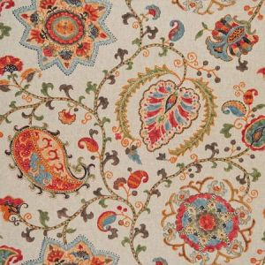 JENCI Multi Magnolia Fabric