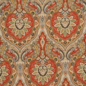JILLAYNE Traditional Magnolia Fabric