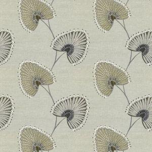 LINETTE 2 Sandstone Stout Fabric