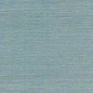 LN11862 Sisal Grasscloth Powder Blue Seabrook Wallpaper
