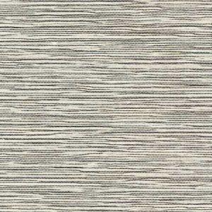 LN11865 Sisal Grasscloth Ivory and Jet Black Seabrook Wallpaper