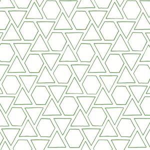 MB30104 Sun Shapes Greenery Seabrook Wallpaper