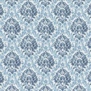 MESMERIZING Denim Kasmir Fabric