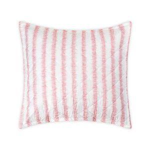 MSC001QESHAPG ATTLEBORO Pink Coral Schumacher Quilted Euro