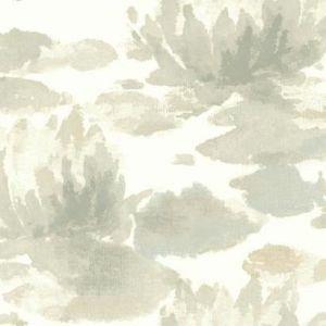 NA0524 Water Lily York Wallpaper
