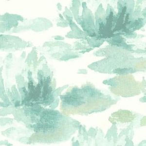 NA0525 Water Lily York Wallpaper