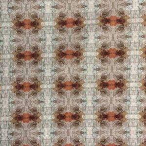 NARROW Ginger Magnolia Fabric