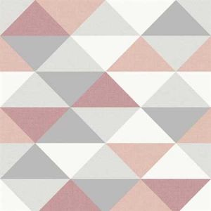 NW31100 Mod Triangles Seabrook Wallpaper