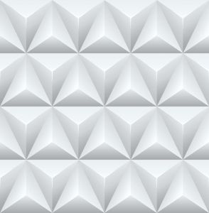 NW32800 Triangle Origami Seabrook Wallpaper