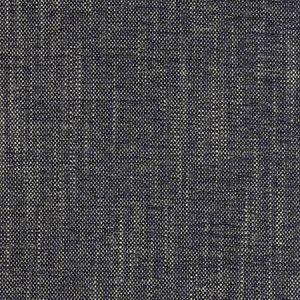 OLYMPIC Navy Magnolia Fabric