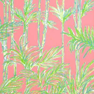 P2016100-753 BIG BAM Hotty Pink Lee Jofa Wallpaper