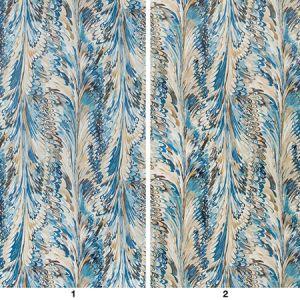 P2019103-155 TAPLOW PAPER Navy Slate Lee Jofa Wallpaper