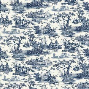 PASTORAL Sapphire Kasmir Fabric