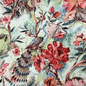 PAVO Jewel Magnolia Fabric
