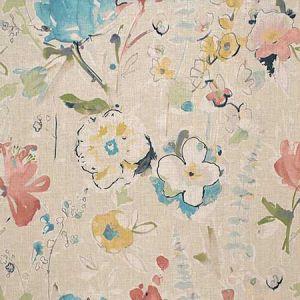PERINO Multi Magnolia Fabric