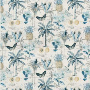 PP50434-2 ORINOCO Blue Baker Lifestyle Fabric