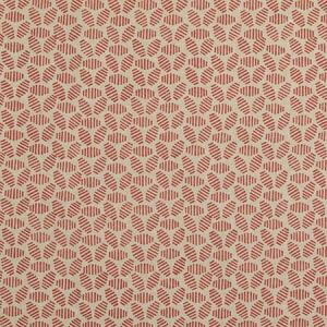 PP50482-2 BUMBLE BEE Rustic Red Baker Lifestyle Fabric