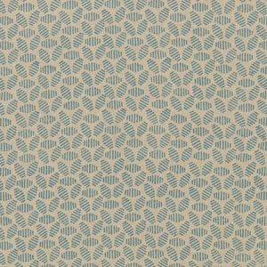 PP50482-7 BUMBLE BEE Soft Blue Baker Lifestyle Fabric