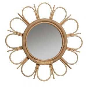 Ramona Mirror Beige by Source 4 Interiors