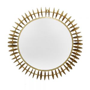 Greg Mirror Yellow by Source 4 Interiors