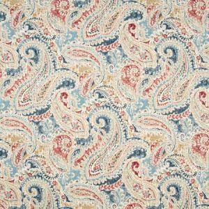 RUSTON WAY Multi Carole Fabric