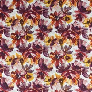 S2329 Geranium Greenhouse Fabric