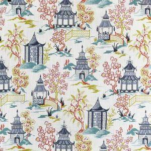 S3442 Summer Greenhouse Fabric