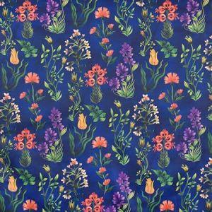 S4031 Deep Blue Greenhouse Fabric