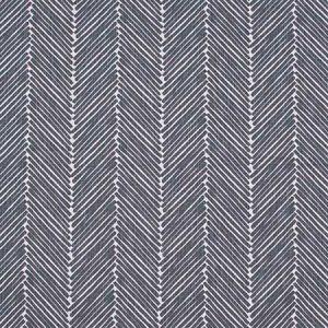 SAILORS SALUTE Iron Carole Fabric