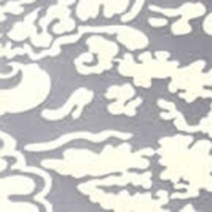 2335-35WP SAN MARCO REVERSE Silver Metallic On Off White Quadrille Wallpaper