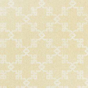 SC 0001WP88374 WP88374-001 SUZHOU LATTICE SISAL Straw Scalamandre Wallpaper