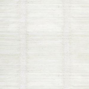 SC 0001WP88386 WP88386-001 VERONICA BEADED GRASSCLOTH Glacier Scalamandre Wallpaper
