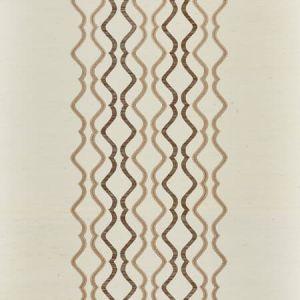SC 0002 WP88447 VALENTINA EMBELLISHED SISAL Shell Scalamandre Wallpaper