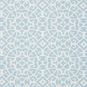 16559-002 ANSHUN LATTICE Sky Scalamandre Fabric