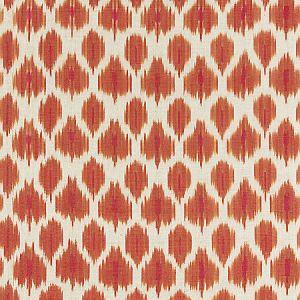 27176-003 AMARA IKAT WEAVE Sunset Scalamandre Fabric