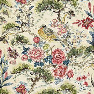 SC 0003WP88380 WP88380-003 SHENYANG SISAL Bloom Scalamandre Wallpaper