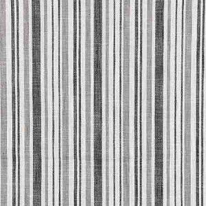 SC 000527116 27116-005 PEMBROOKE STRIPE Charcoal Scalamandre Fabric