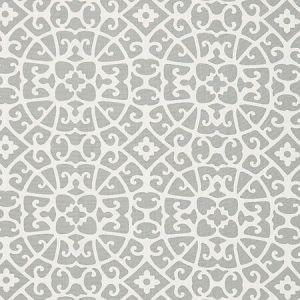 16559-006 ANSHUN LATTICE Pewter Scalamandre Fabric
