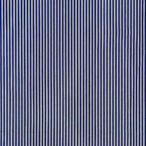 36395-014 KENT STRIPE Navy Scalamandre Fabric