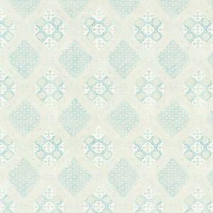 SC 0001 16626 FARRAH PRINT Misty Island Scalamandre Fabric