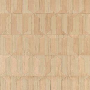 SC 0001 WP88463 MEZZO - SISAL Natural & Warm Gold Scalamandre Wallpaper