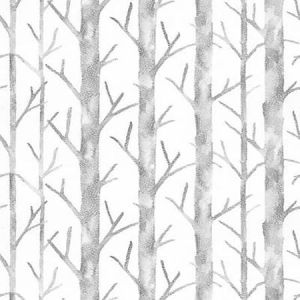 SC 0001 WP88448 EVERETT - VINYL Shadow Scalamandre Wallpaper