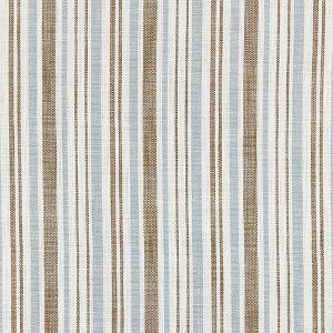 27116-002 PEMBROOKE STRIPE Bluestone Scalamandre Fabric