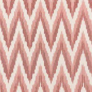 27185-002 ADRAS IKAT WEAVE Coral Scalamandre Fabric