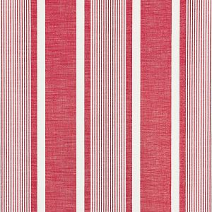 27110-003 WELLFLEET STRIPE Berry Scalamandre Fabric