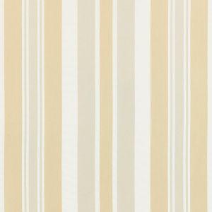 27112-003 MAYFAIR COTTON STRIPE Pebble Scalamandre Fabric