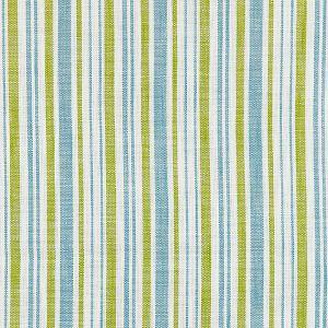 27116-003 PEMBROOKE STRIPE Ocean Palm Scalamandre Fabric