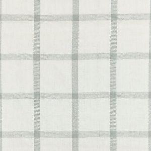 27152-003 WILTON LINEN CHECK Mineral Scalamandre Fabric